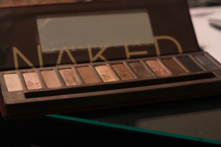 The Original Naked Palette - My personal favorite!
